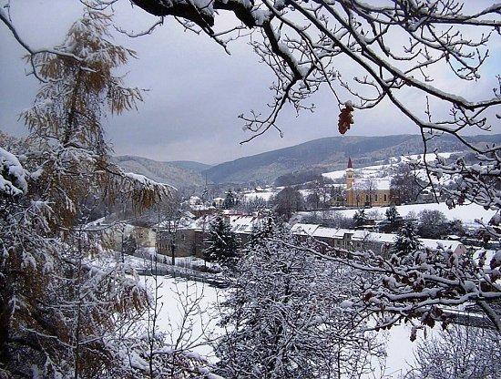 Výsledek obrázku pro Jeseník zima