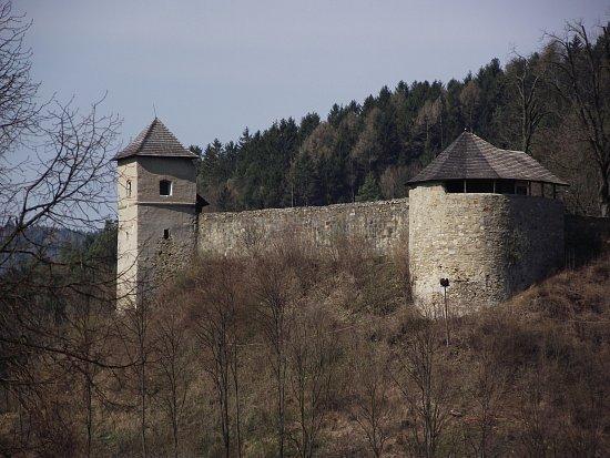 Brumov - hradní pevnost. Brumov - hradní pevnost autor  markyz63. Zpět na.  Poprvé v lázních aneb Luhačovice 5 (jižní Valašsko očima ... 41d4f4229e