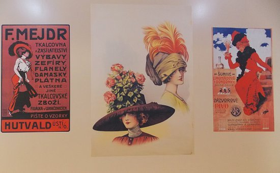 Fotogalerie Za klobouky do Muzea Žerotínského zámku v Novém Jičíně - č.  1651093  cf40c68d9e