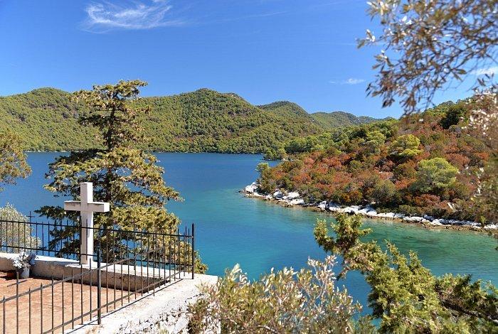 Chorvatsko Ostrov Mljet Zajimavost Turistika Cz