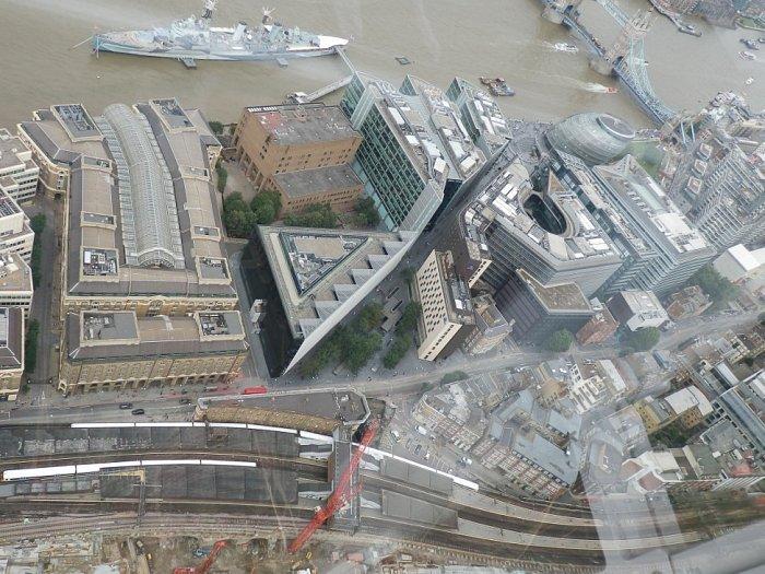 Rychlost datování ve městě Londýn