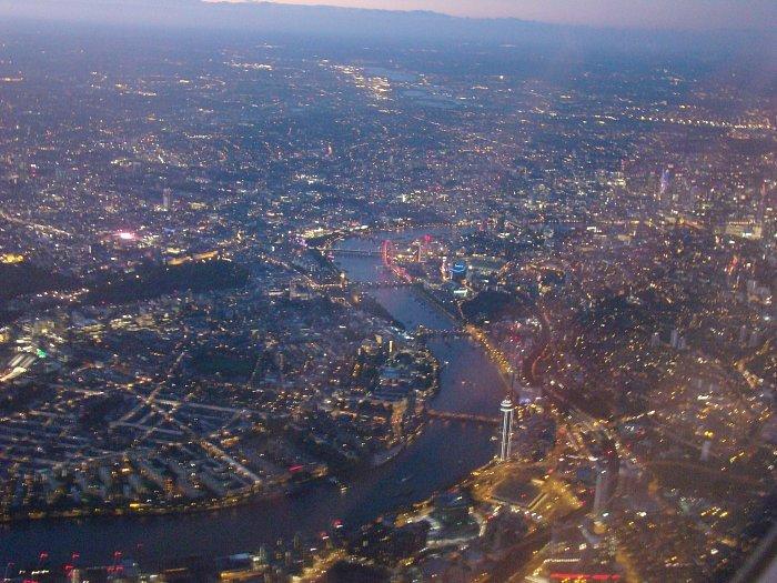 Rychlost zítra v Londýně