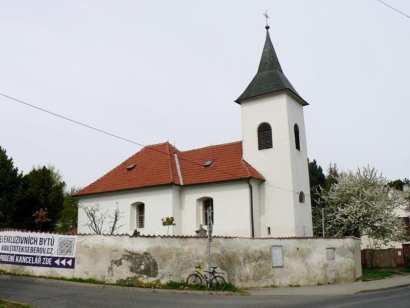 Hrnčíře (Praha) - kostel sv  Prokopa - Kostel   Turistika cz