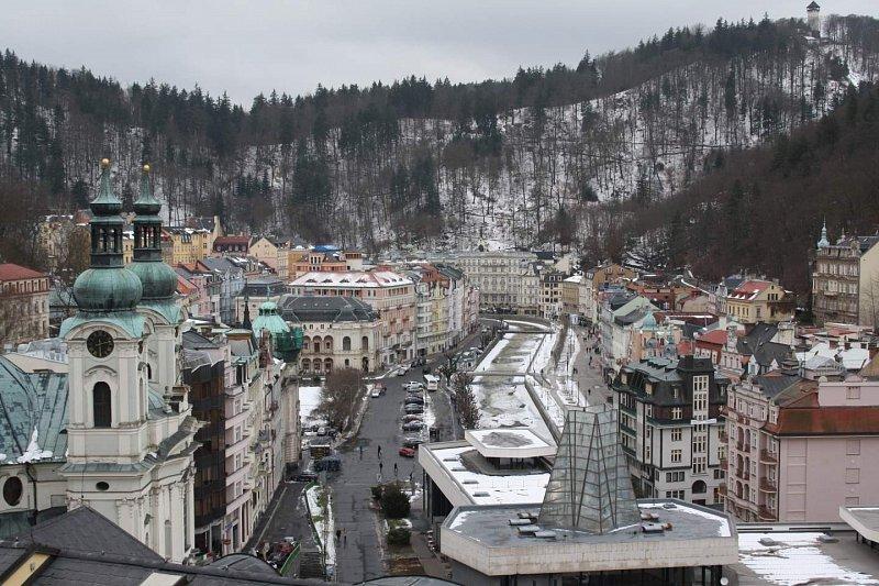 Kolonady Karlovy Vary Pruvodce Hotely Lazne Wellness