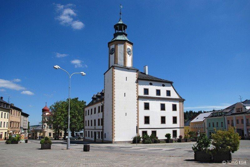 Město Rýmařov - radnice - Radnice | Turistika.cz