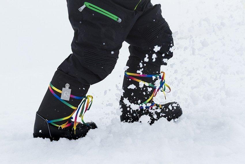 Dětské zimní boty Reima  ea32444b28