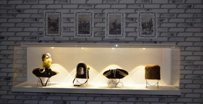 Originální expozici věnovanou technologickému procesu výroby klobouků  můžete zhlédnout v Návštěvnickém centru Nový Jičín – město klobouků. 93cc128819