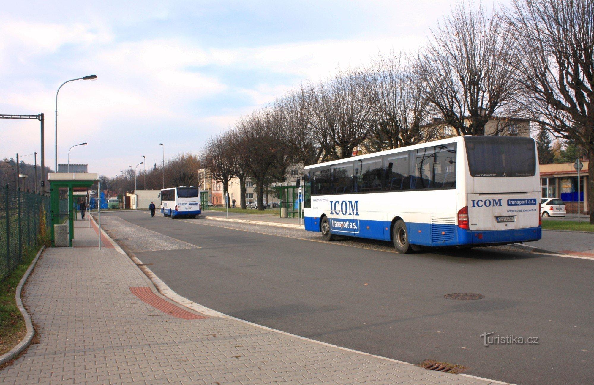 Autobus orgie