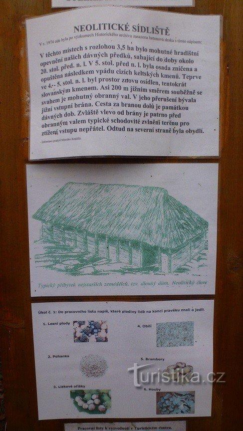 Stezka Rytire Rubina Obec Chlistovice