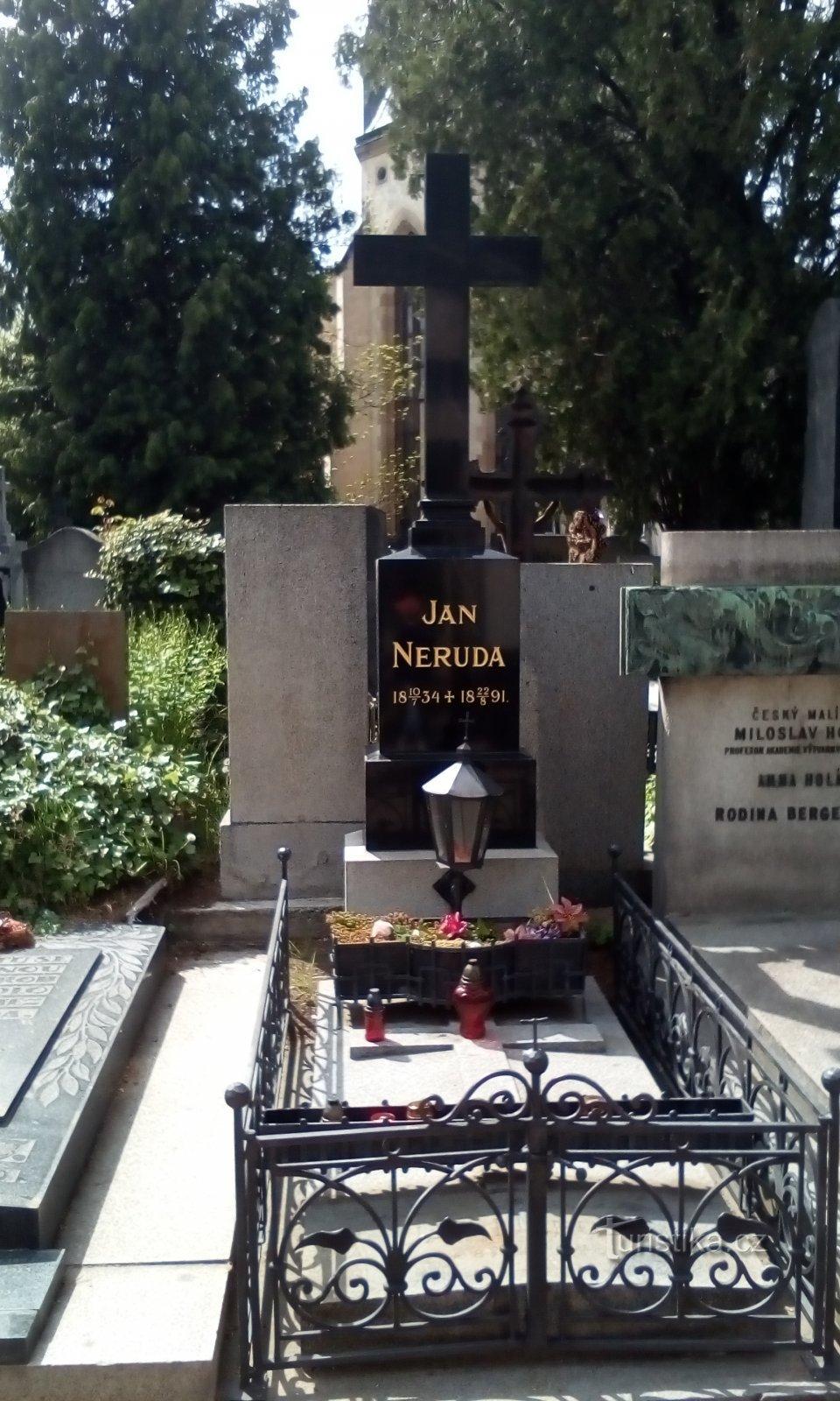 Oputn nmeck hroby - WebyShopy