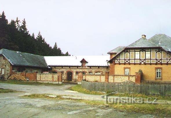Kubova Huť | Ubytování České Budějovice - Apartmány Zadní Mlýn
